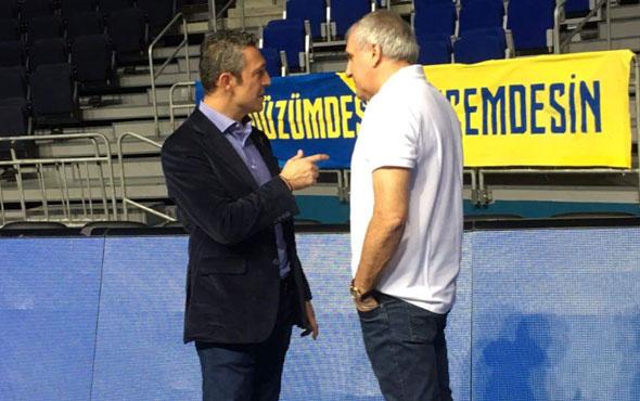 Fenerbahçe Erkek Basketbol Takımı 'Beko' ile resmen imzayı attı