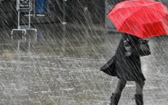 Antalya saatlik yeni hava durumu fena! En kirik saat uyarısı