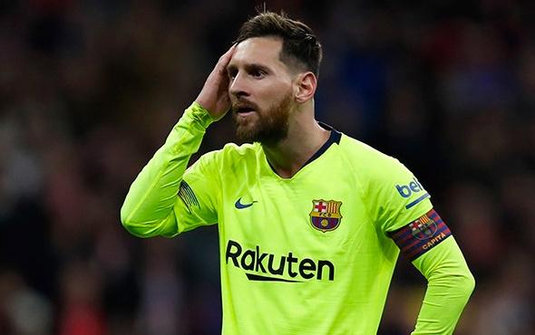 Barça gol oldu yağdı Messi zirveye yükseldi