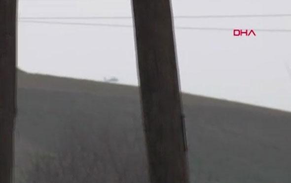 Fırat'ın doğusunda ABD'den 'alçak' uçuş
