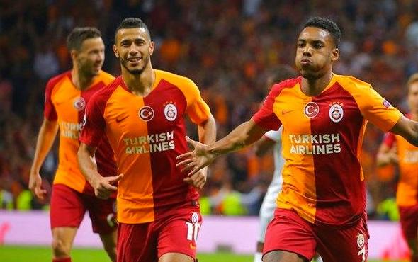 Galatasaray'ın konuğu Keçiörengücü