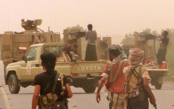 Yemen'in Hudeyde kentinde ateşkes başladı