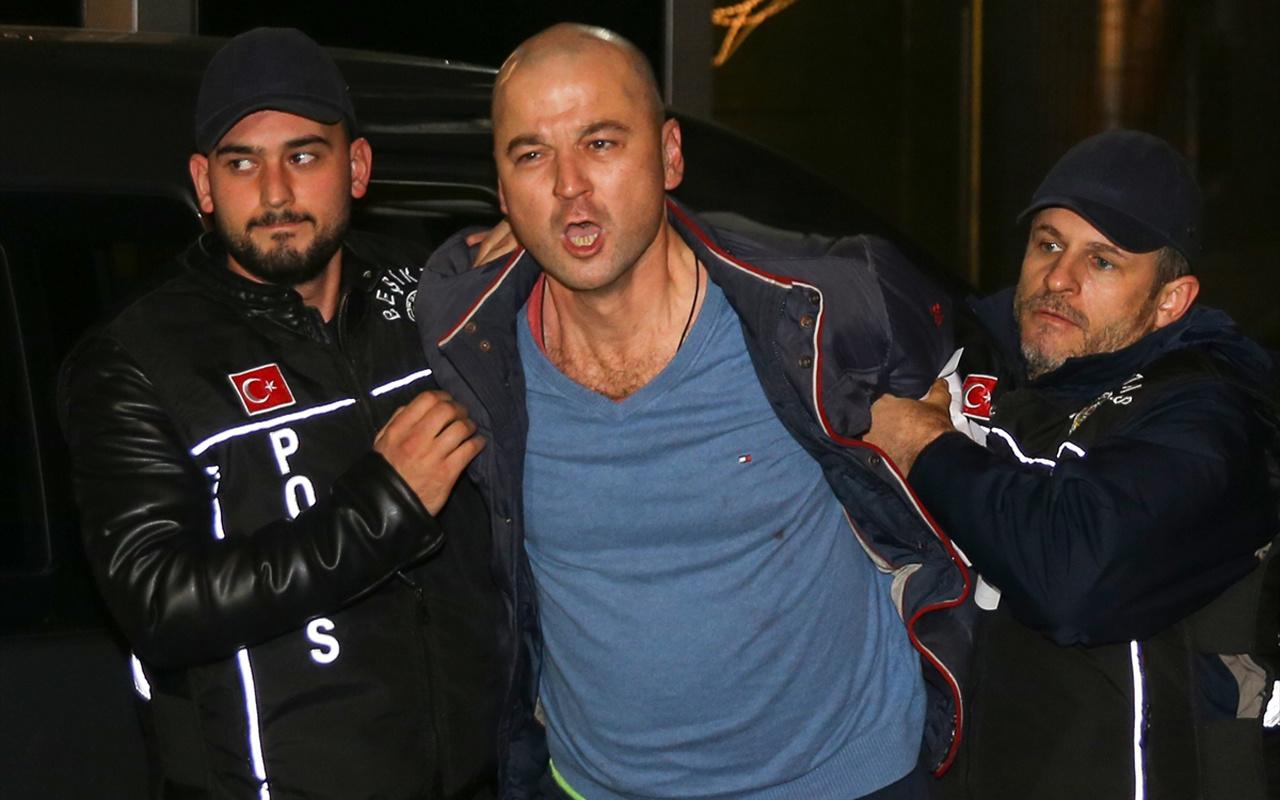 Murat Özdemir papağana işkence görüntüleri rezalet gözaltına alınışı
