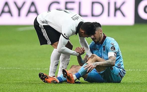 Trabzon'a Jose Sosa ve Zargo Toure'den kötü haber