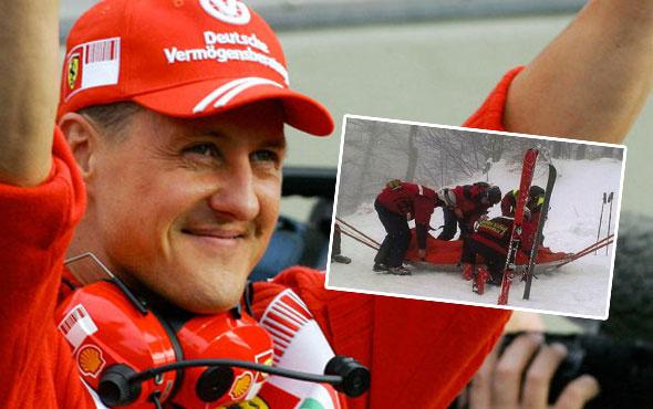 Schumacher mucizesi 5 yıl sonra bitkisel hayattan çıktı