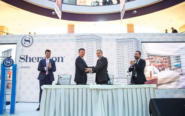 Marriott Grup'a bağlı Sheraton Bishkek Otel Kırgızistan'da açılıyor - Sayfa 1