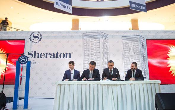 Marriott Grup'a bağlı Sheraton Bishkek Otel Kırgızistan'da açılıyor - Sayfa 2