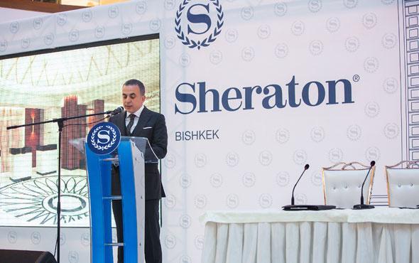 Marriott Grup'a bağlı Sheraton Bishkek Otel Kırgızistan'da açılıyor - Sayfa 3