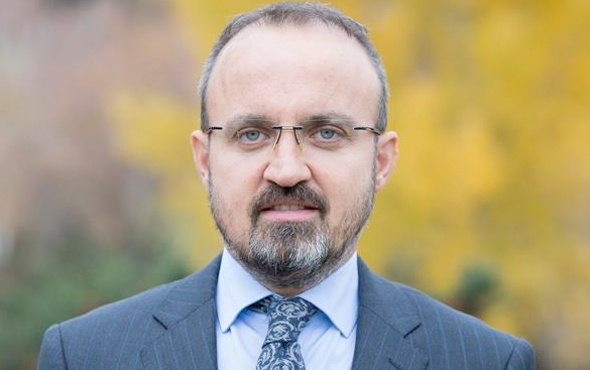 AK Partili Bülent Turan: Ancak FETÖ bu kadar ağır hedef alır