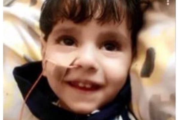 ABD'den 2 yaşındaki Abdullah'a vize zulmü