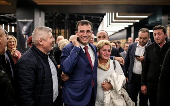CHP'nin İstanbul adayı Ekrem İmamoğlu'ndan ilk açıklama