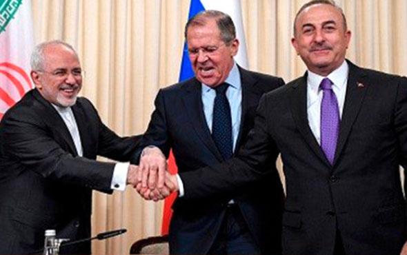 Suriye'de siyasi çözüm adımı: BM, Türkiye, Rusya ve İran uzlaştı