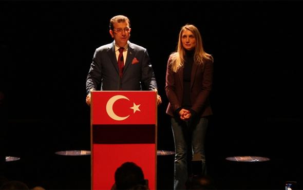 CHP'nin İstanbul adayı İmamoğlu gözyaşlarını tutamadı