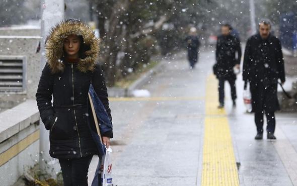 Balıkesir yeni hava durumu raporu şok etti kar duruyor mu?
