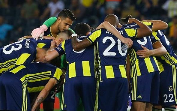 Fenerbahçe dibi gördü!