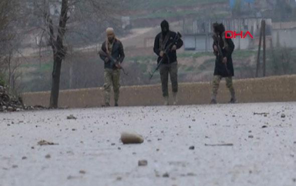 ÖSO önlemlerini artırdı, teröristleri operasyon korkusu sardı