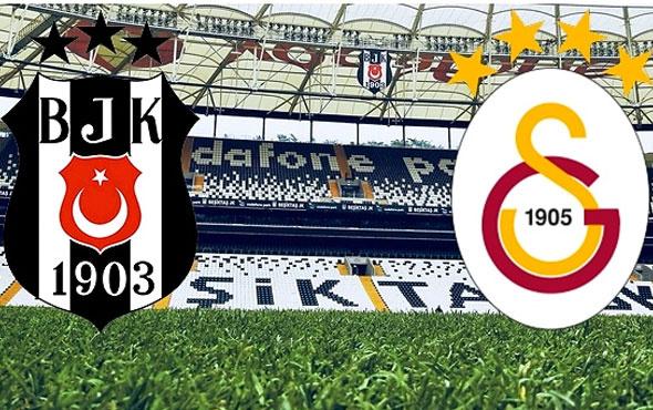 Beşiktaş-Galatasaray derbisinin muhtemel 11'leri