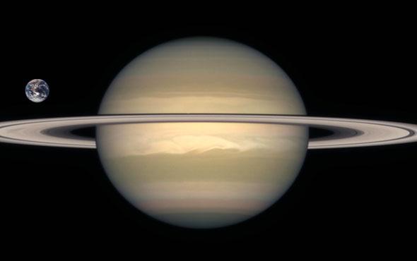 NASA açıkladı: Satürn'ün halkası kayboluyor