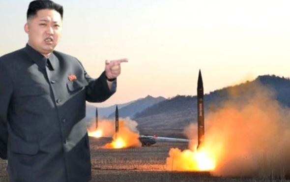 """Kuzey Kore'den ABD'ye tehdit gibi uyarı! """"Asla vazgeçmeyiz"""""""
