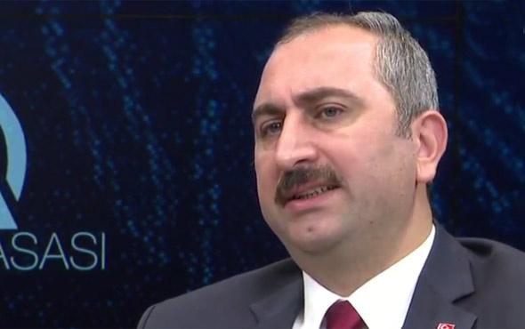 Adalet Bakanı 'Gülen'in iadesi konusunda olumlu gelişme bekliyoruz'
