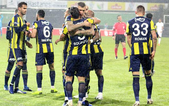 Giresunspor Fenerbahçe Türkiye Kupası maçı golleri ve geniş özeti