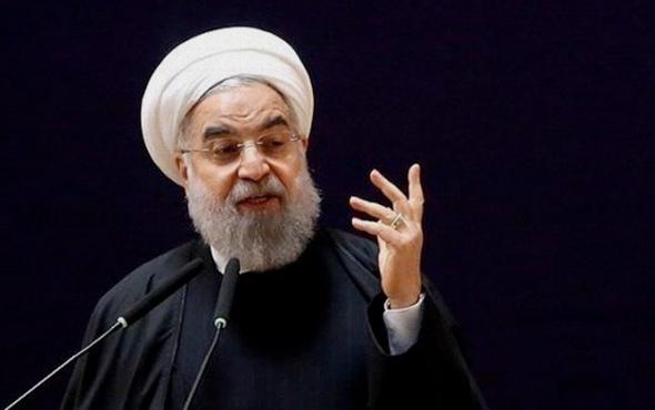 Ruhani: İran tam anlamıyla Türkiye'nin yanında