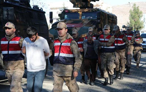 Diyarbakır'da polislere yönelik saldırıda 6 tutuklama