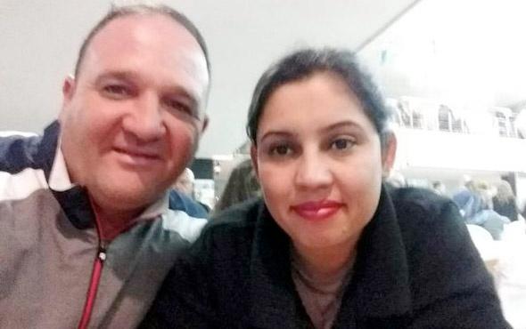 Evlilik hazırlığı yapan çifti öldüren şüpheli eski koca çıktı