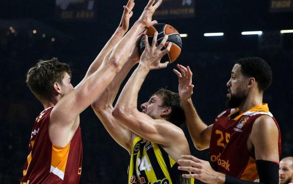Galatasaray Fenerbahçe Beko basketbol maçı saat kaçta hangi kanalda canlı