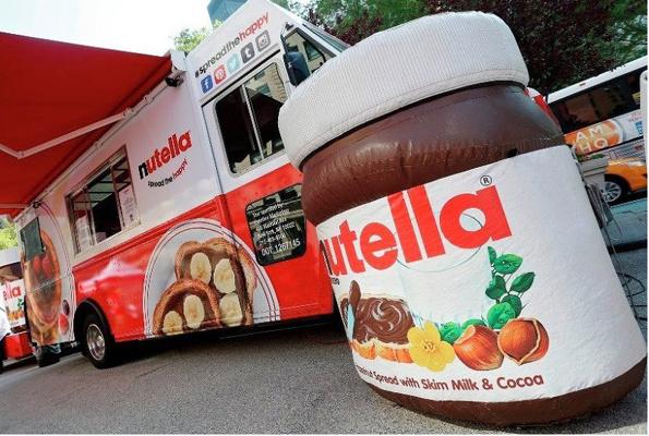 5 TIR dolusu Nutella ortadan kayboldu hırsızlar bulundu ancak çikolatalar yok