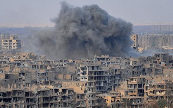 DEAŞ Suriye'deki son kalesini kaybetti oradan da çekildiler