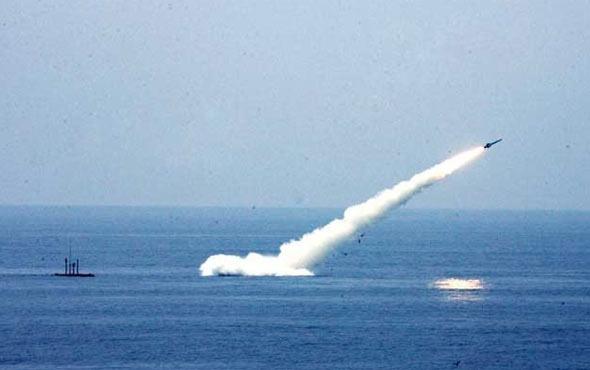 Çin ilk denizaltı balistik füze atışını test etti