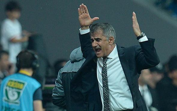 Beşiktaş'ta kazan kaynıyor! Şenol Güneş istifa edecek mi