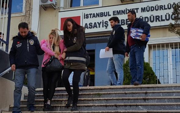 İstanbul'da hırsızlık çetesi çökertildi şüpheli böyle bağırdı