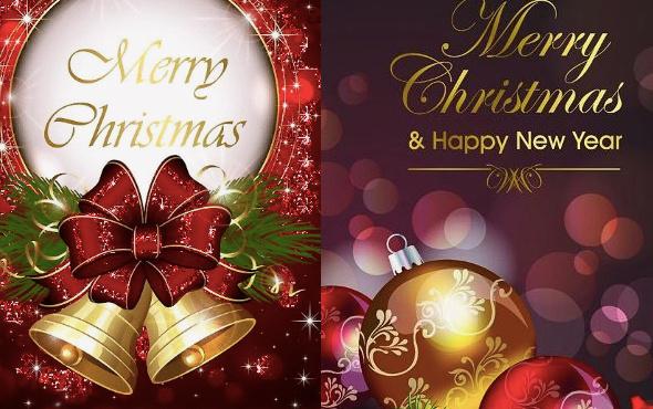 Christmas mesajları resimli Noel bayramı kutlama sözleri İngilizce