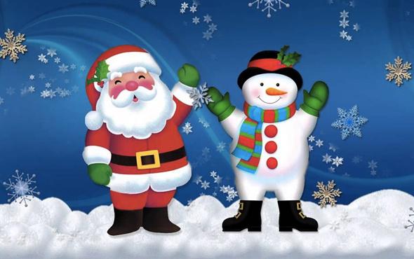 Christmas mesajları resimli Noel bayramı kutlama tebrik sözleri İngilizce
