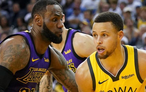 Gecenin maçında Lakers, deplasmanda kazandı