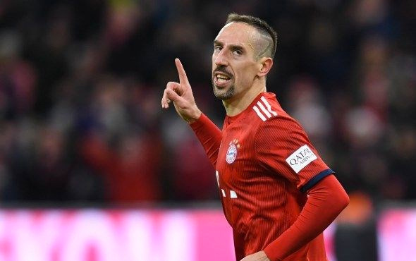 Ribery Galatasaray'la anlaştı! 13 yıl sonra yuvaya dönüyor