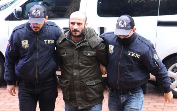 PKK şüphelisi HDP ilçe başkanını evinden FETÖ dergileri çıktı