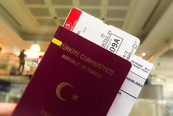 Yurtdışına gideceklerden alınacak güvenlik vergisinde indirime gidildi