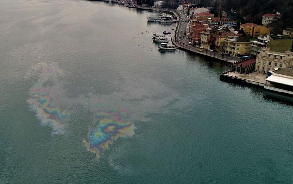 İstanbul Boğazı'nda çevre felaketi biri bu skandala 'dur' desin