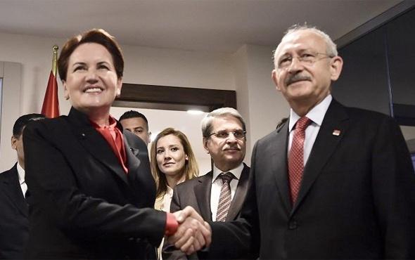 CHP-İYİ Parti ittifakı genişliyor 21 ilde anlaşılmıştı sayı arttı