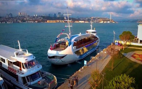 Valide Sultan Gemisi bugüne kadar 450 bin kişiyi ağırladı