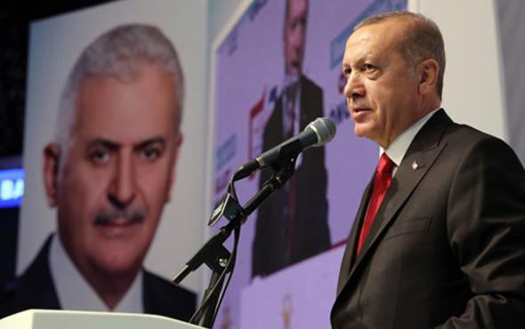 Binali Yıldırım, AK Parti İstanbul Büyüşehir Belediye Başkan adayı oldu!