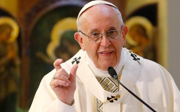 Papa escinsel rahip ve rahibeleri kovdu 'yaptığınız şey günah'..