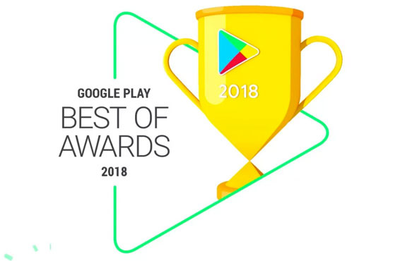 Google Play Best of 2018 ödüllerinin kazananları açıklandı