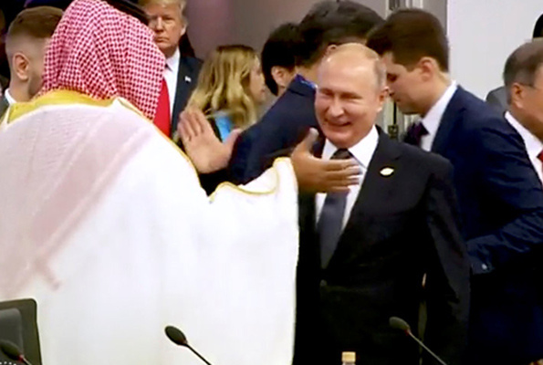 Peskov'dan beşlik açıklaması 'İlişkiler devam etmeli'