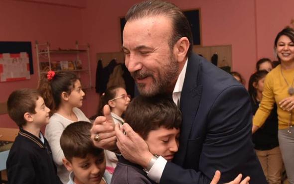 Kocaeli'de en büyük hayalini okul panosuna yazan Utku Gültekin'e sürpriz!