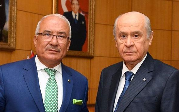 MHP'den istifa etti İYİ Parti'ye geçiyor 'adayım' demişti