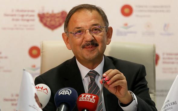 AK Parti'nin Ankara adayı Özhaseki 'keşke yarım saat uyuyabilsem'